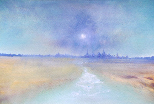 Oxford, After Rain (sold)