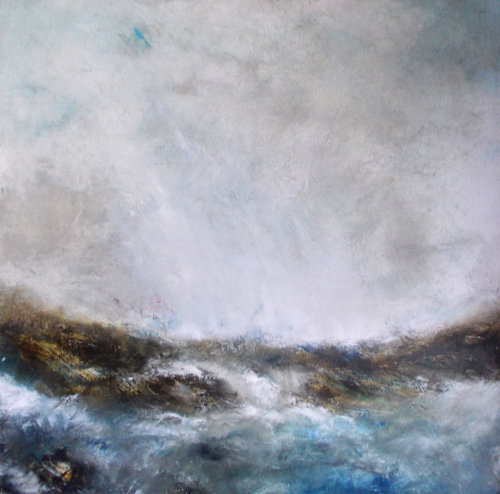 Stormy Sea (sold)