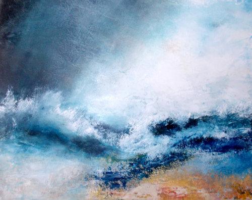 Wild sea (sold)