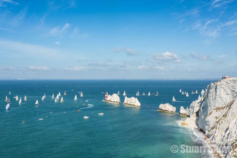 Round the Island Yacht Race, The Needles