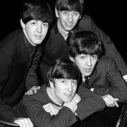 The Beatles 'Fab Four'