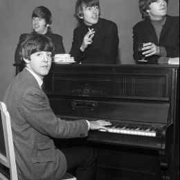 The Beatles 'Piano Time'