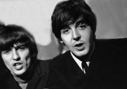 Harrison & McCartney 'Speaking Out'