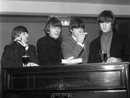The Beatles 'Flavour of the Moment'