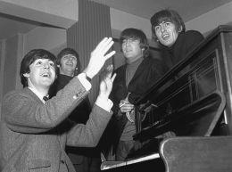 The Beatles 'Enjoying The Moment'