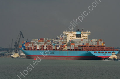 Clementine Maersk