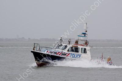 Marine Police Launch