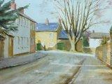 324 Pitsford Watercolour 47 x 29