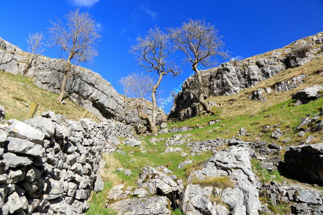 Conistone Dib limestone gorge