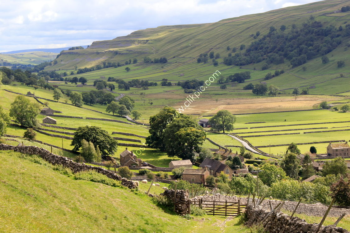 Starbotton in Upper Wharfedale