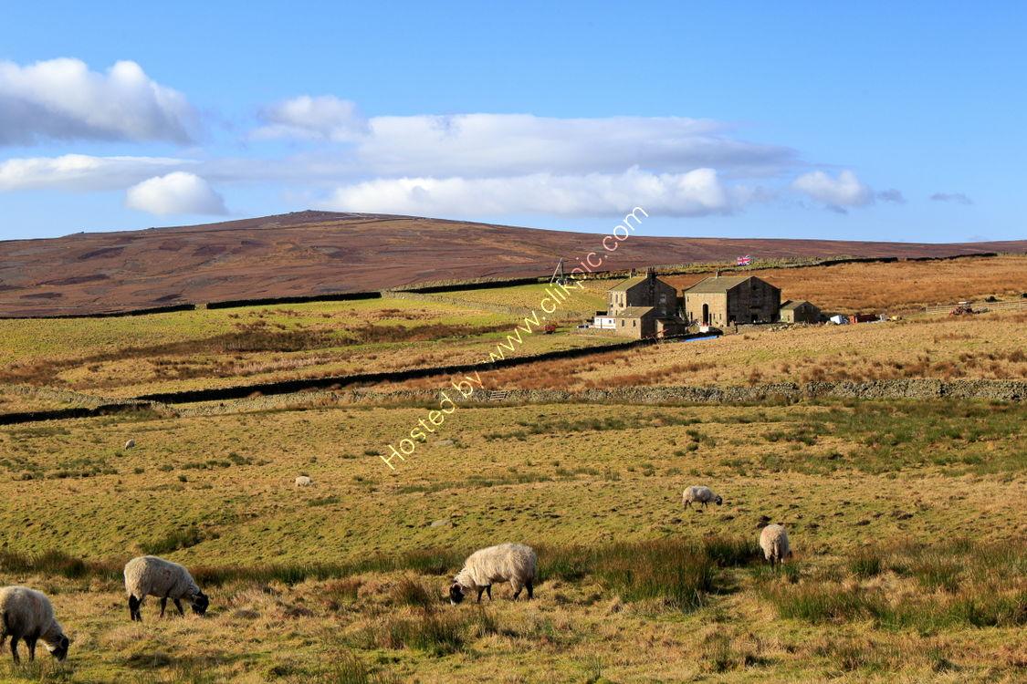 Rorke's Drift, Pock Stones Moor