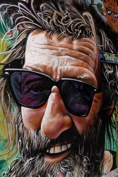 Melbourne Laneway Artwork
