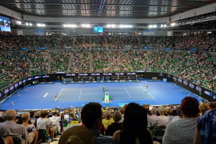 Rod Laver Arena Melbourne Park