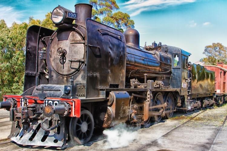 Great Victorian Railway Maldon 2