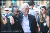 Richard Gere and Ben Vereen TIFF 2014