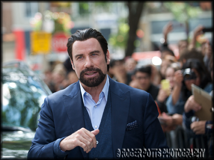 John Travolta at TIFF2014