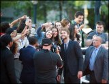 Liam Hemsworth at TIFF 2015