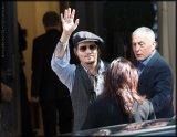 Johnny Depp at TIFF 2015