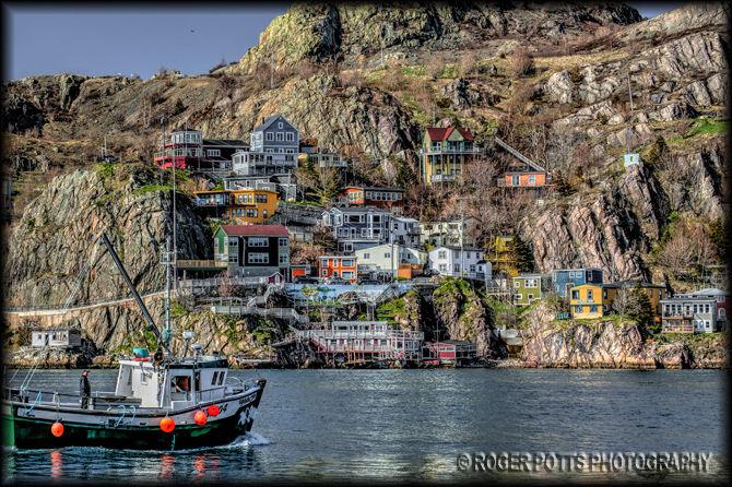 St John's Newfoundland, Canada