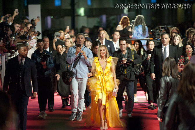 Jennifer Lopez at TIFF 2019