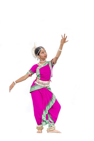 Odissi traditional dance