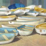 Melange of boats 1V