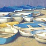 Melange of boats V11