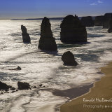 Twelve Apostles Silhouette, Great Ocean Road