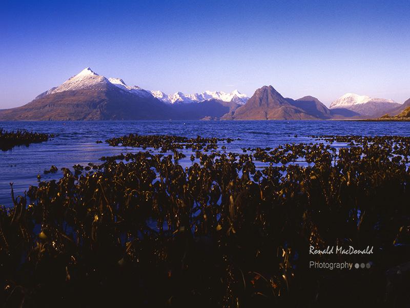 Elgol Sea, Skye
