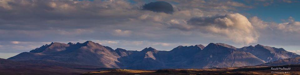 Cuillin Peaks