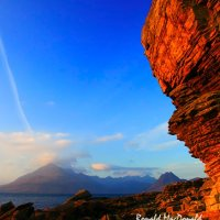 Elgol Rock, Skye