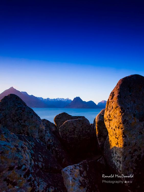 Standing Stones, Elgol