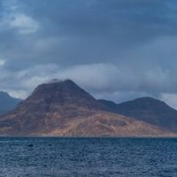 Sgurr na Stri and the Cuillin