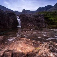 Fairy Pool and Black Cuillin[]