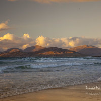Harris Hills from