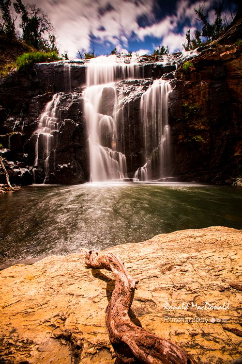 Snake Branch, MacKenzie Falls