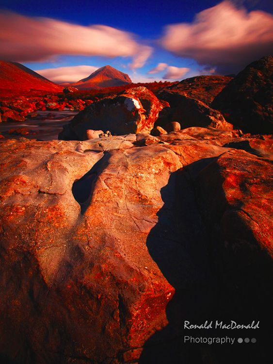 Marsco Rock, Isle of Skye