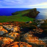Neist Point Rocks, Isle of Skye