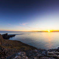 Neist Point orb
