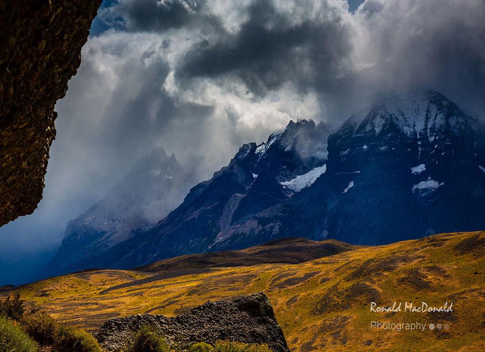 Paine Massif Chile