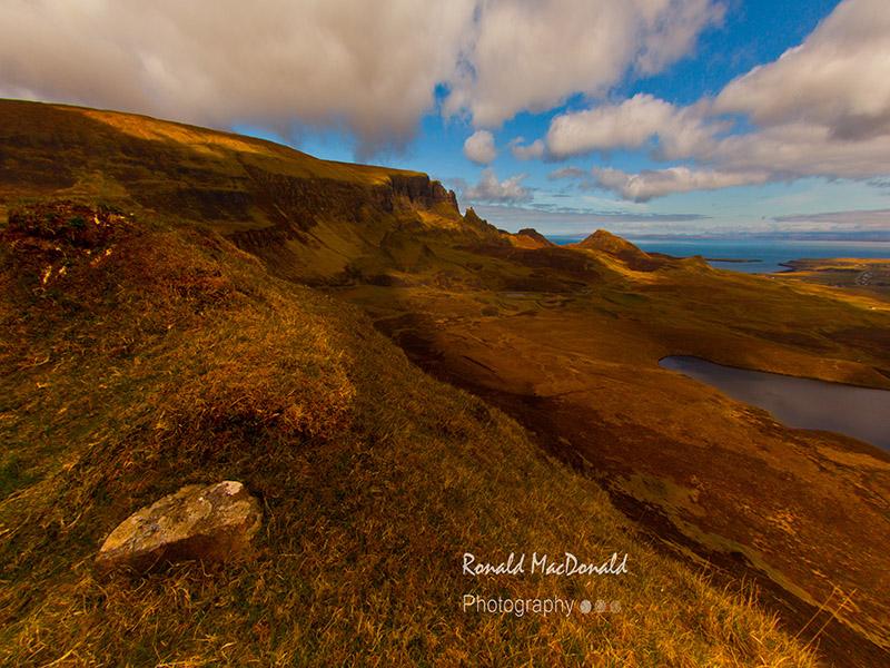 Quirang Vista, Isle of Skye