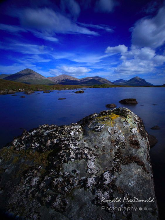 Red Cuillin Rock, Isle of Skye