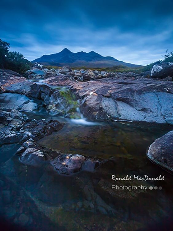 River pool Sgurr