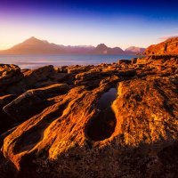 Rock Pools, Elgol, Skye