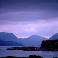 Sound of Sleat Skye
