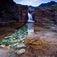 Summer Cascade Fairy Pool[]