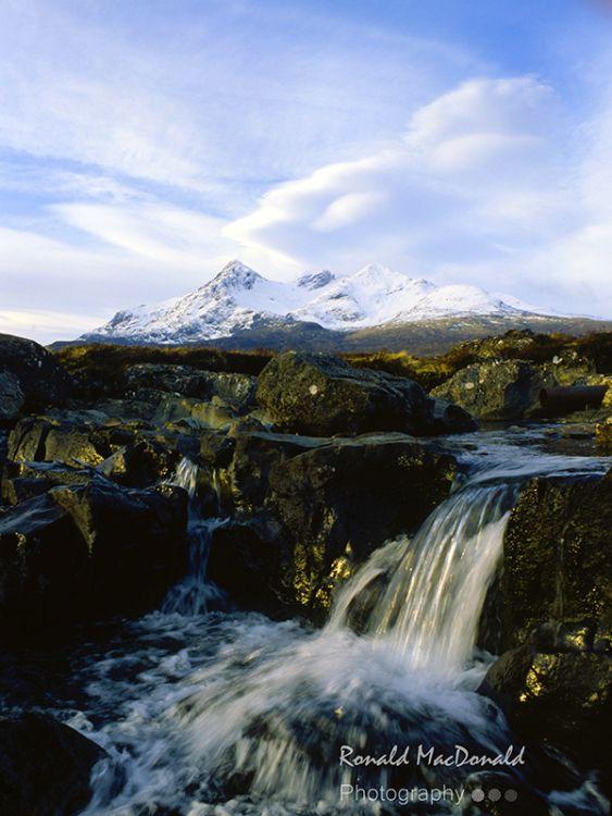 Sgurr nan Gillean and Alt Dearg Mhor, Isle of Skye