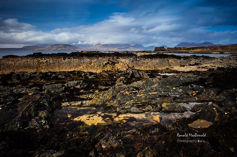Tokavaig Rocks