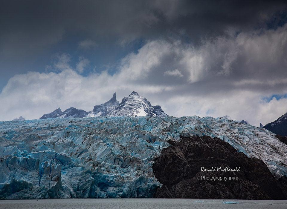 Grey Glacier Chile