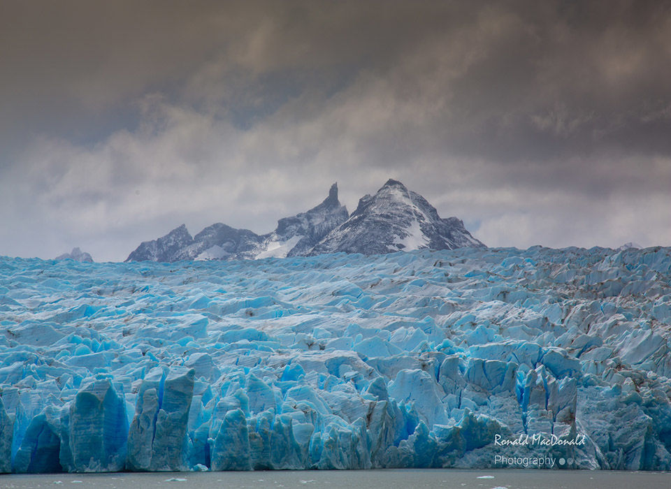 Glacier Grey from Lake Grey
